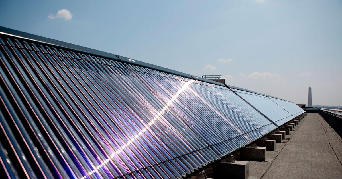 Por que o aquecimento solar é o futuro do planeta?